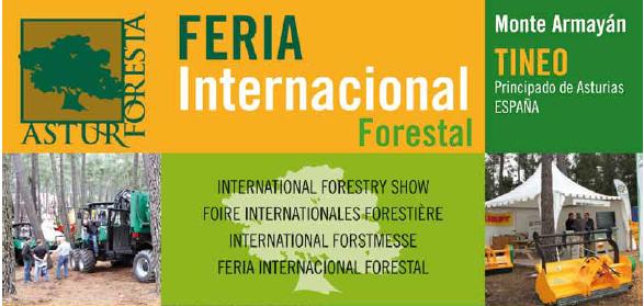 DIFUSIÓN DEL PROYECTO LIFE EUCALYPTUS ENERGY EN LA 10ª EDICIÓN DE LA FERIA INTERNACIONAL FORESTAL ASTURFORESTA