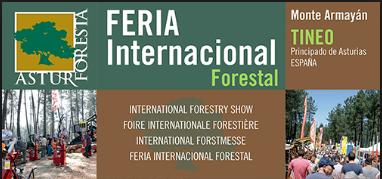 """El proyecto """"Life Eucalyptus Energy"""" presente en la 11ª Feria Internacional Forestal, Asturforesta"""